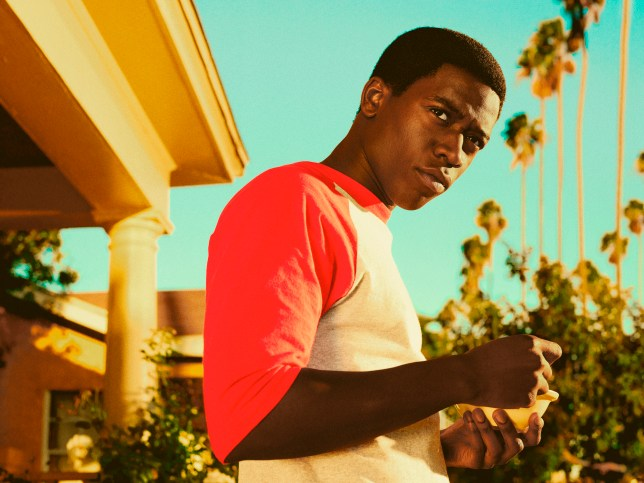 Damson Idris Identity School of Acting Alumni