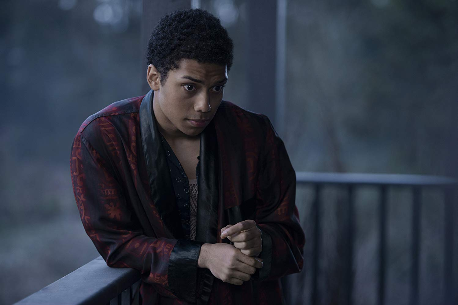 Chance Perdomo Identity School of Acting Alumni