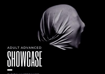 IDSA Adult actors advanced showcase poster