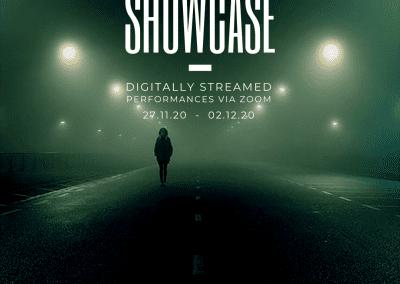 IDSA young actors advanced showcase poster